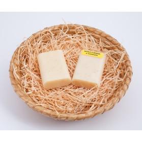 Luxusní mýdlo s medem a vločkami