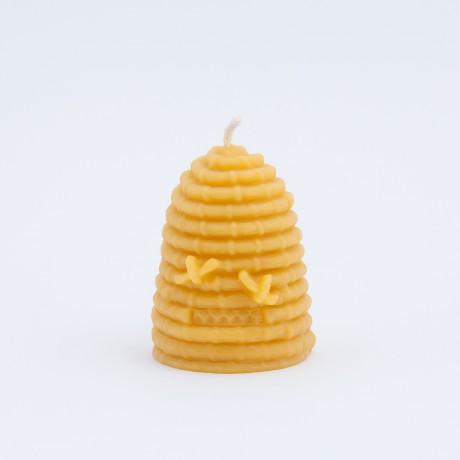Svíčka ze včelího vosku - úl
