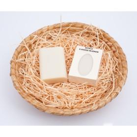 Luxusní mýdlo s kozím mlékem v krabičce