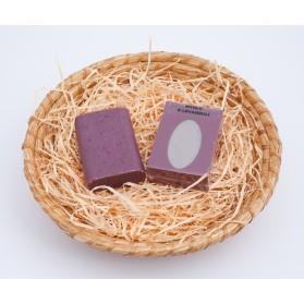 Luxusní levandulové mýdlo v krabičce