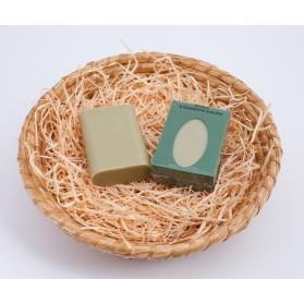 Mýdlo s olivovým olejem v dárkové krabičce