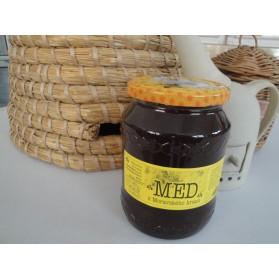 Lesní - medovicový med