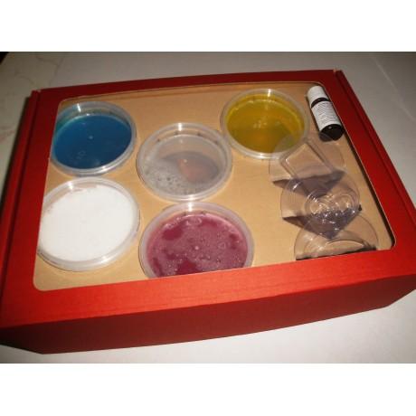 Tvořivá mýdlová velkokrabice