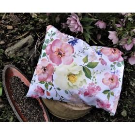 Pohankový polštářek - růže